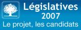 Projet législatif 2007-2012