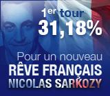 Communiqué de presse de Nicolas Sarkozy